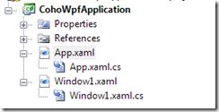 WPF Aplikace - Solution